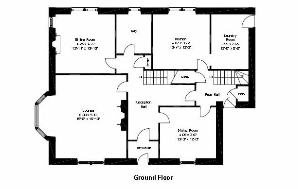 Glen Buckie Group Floor Plan
