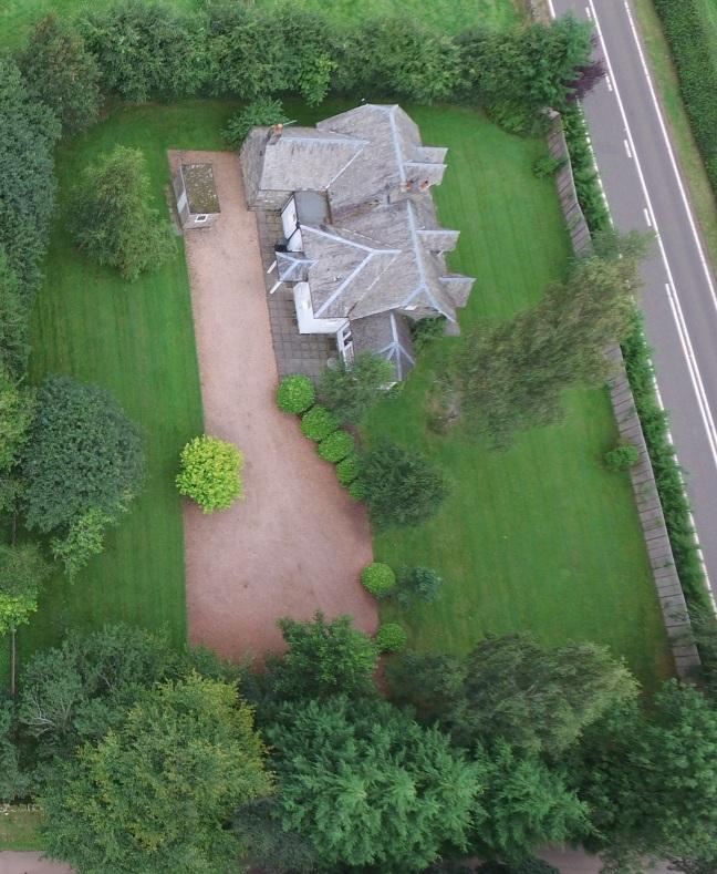 Park Lodge - Aerial