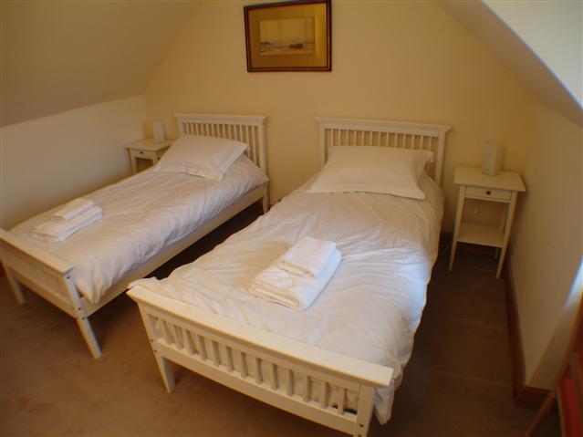 Park Lodge - Twin Bedroom