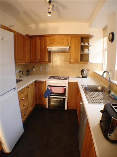 Park Lodge - Kitchen