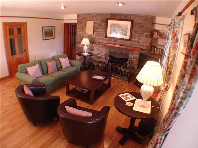 Park Lodge - Sitting Room