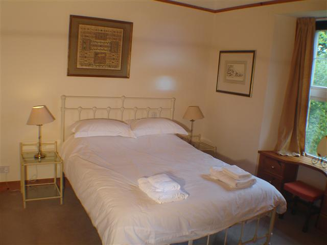 Park Lodge - Master Bedroom